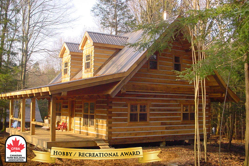 Award for Hobby / Recreational Category - Maple Syrup Manufacturing Plantation